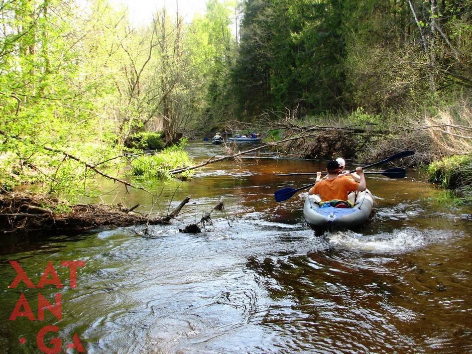 Водные походы