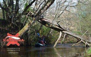ovsyanka reka baidarki pohod