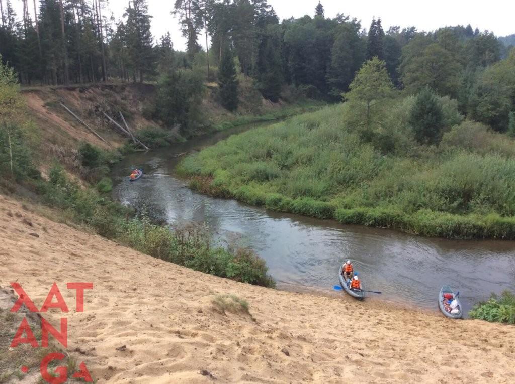 Река Ислочь 3