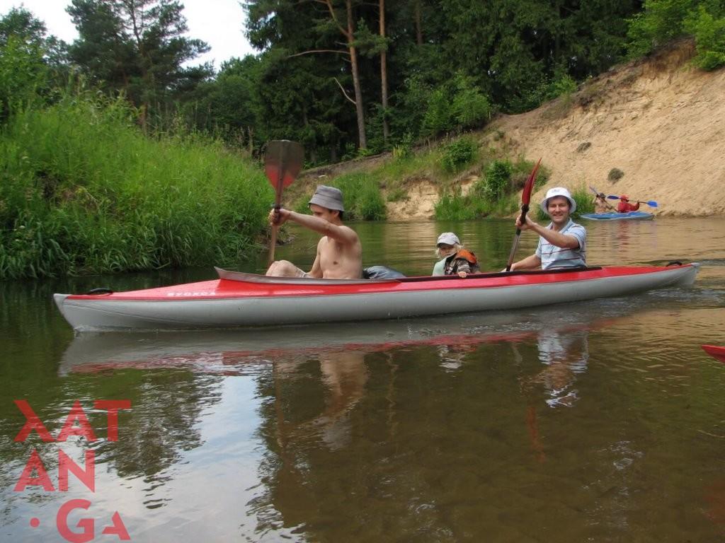 Река Ислочь 9