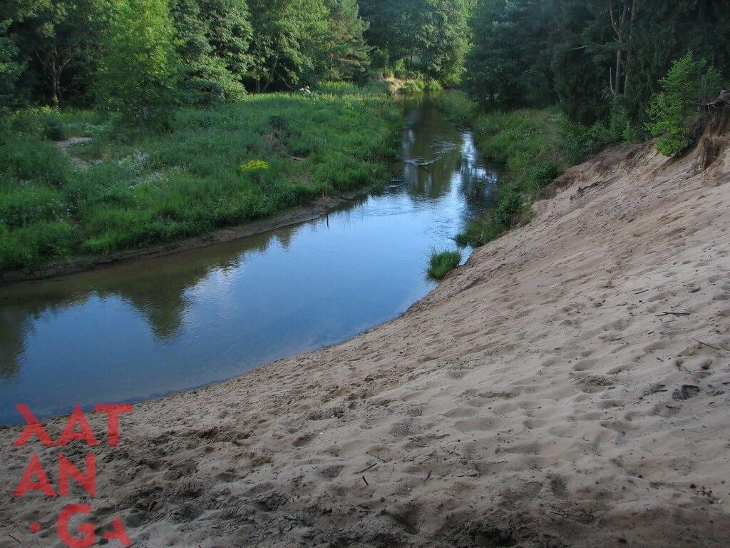 Река Ислочь 11