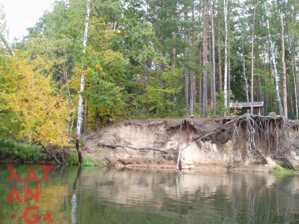 Река Бобр 3