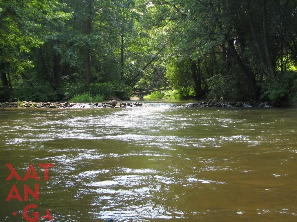 Река Ислочь 15