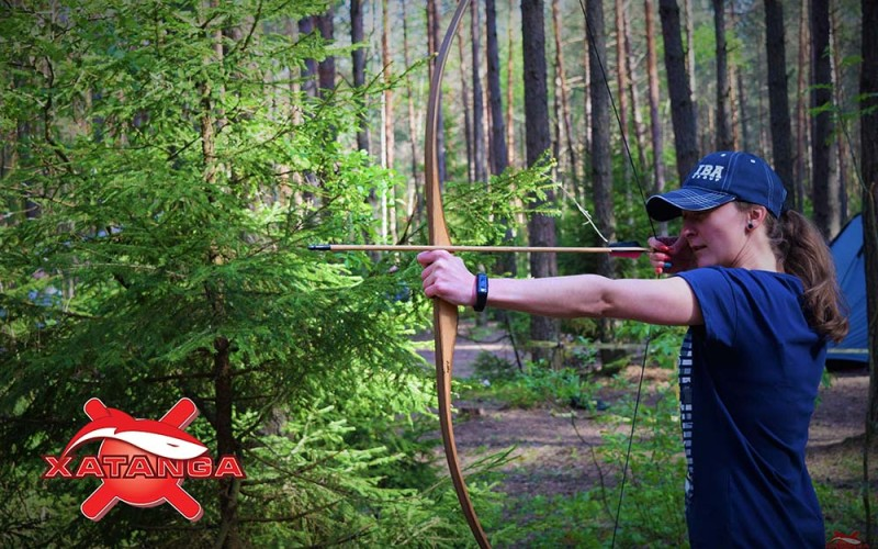 Стрельба из лука - один из древнейших видов спорта. А сейчас это часть мероприятий от Xatnaga.by