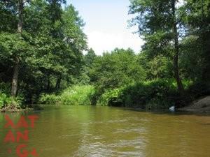 Река Ислочь 1